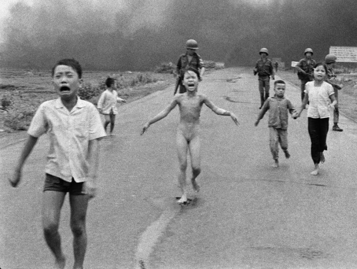 Napalm Girl   Photo: Nick Ut